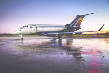 Embraer comes to Macon